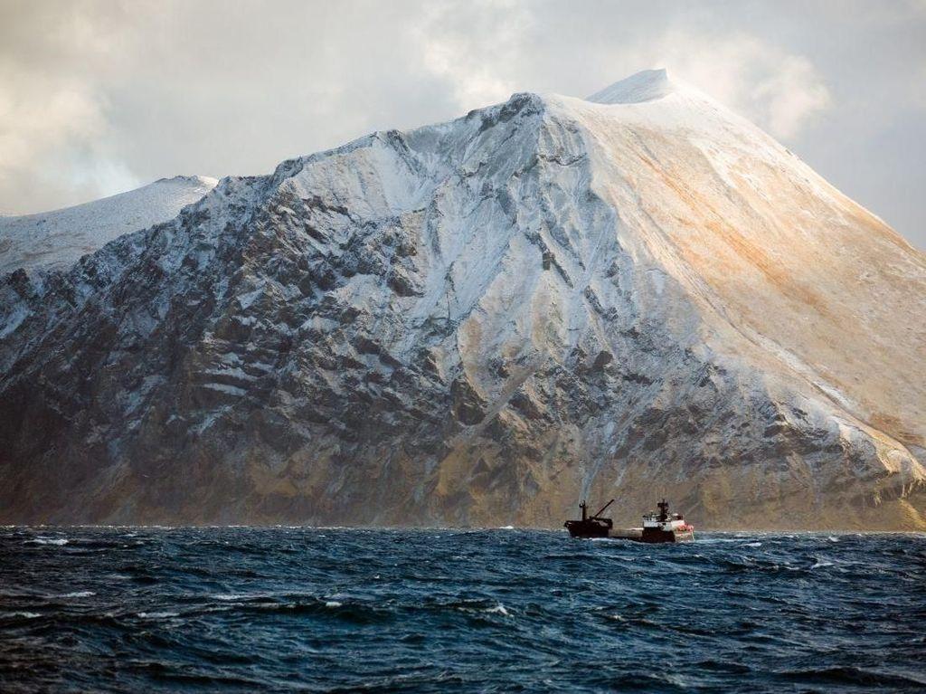 Masuk ke Alaska Harus Pakai Surat Bebas Corona