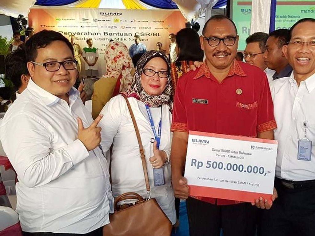 Berbagi untuk Masyarakat Nusa Tenggara Timur