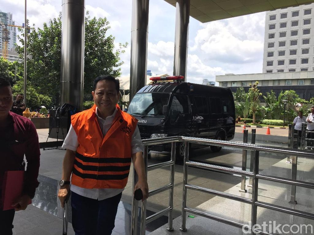 Novanto Diperiksa KPK soal Ponakannya yang Jadi Tersangka e-KTP