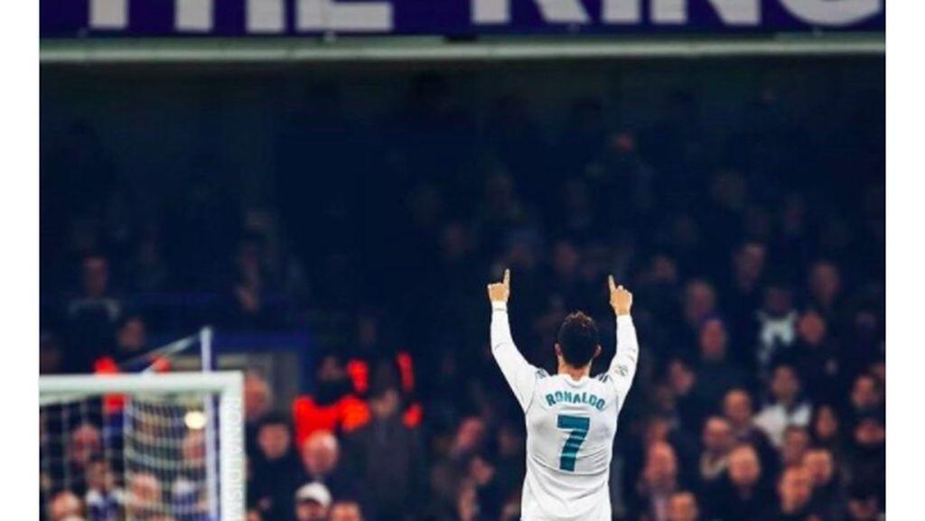 Puja-Puji untuk Ronaldo Usai Singkirkan PSG