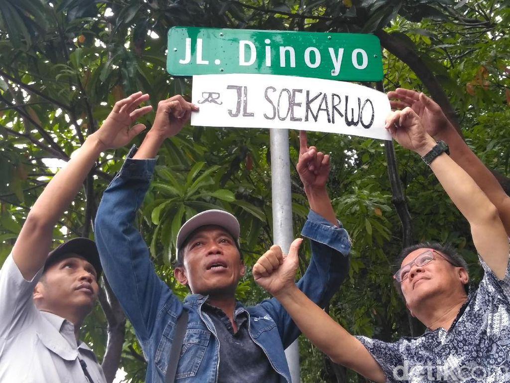 Pemprov Sebut Nama 2 Jalan di Surabaya yang Diubah hanya Sebagian