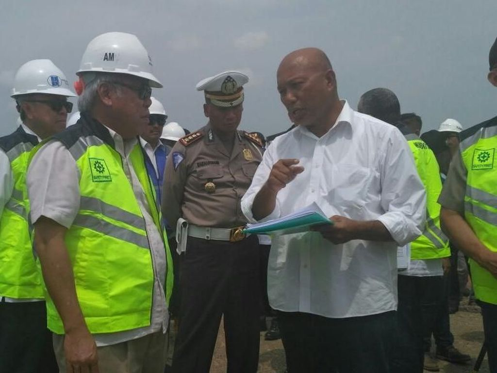 Menteri PUPR Pastikan Jakarta-Surabaya Tersambung Tol Saat Mudik