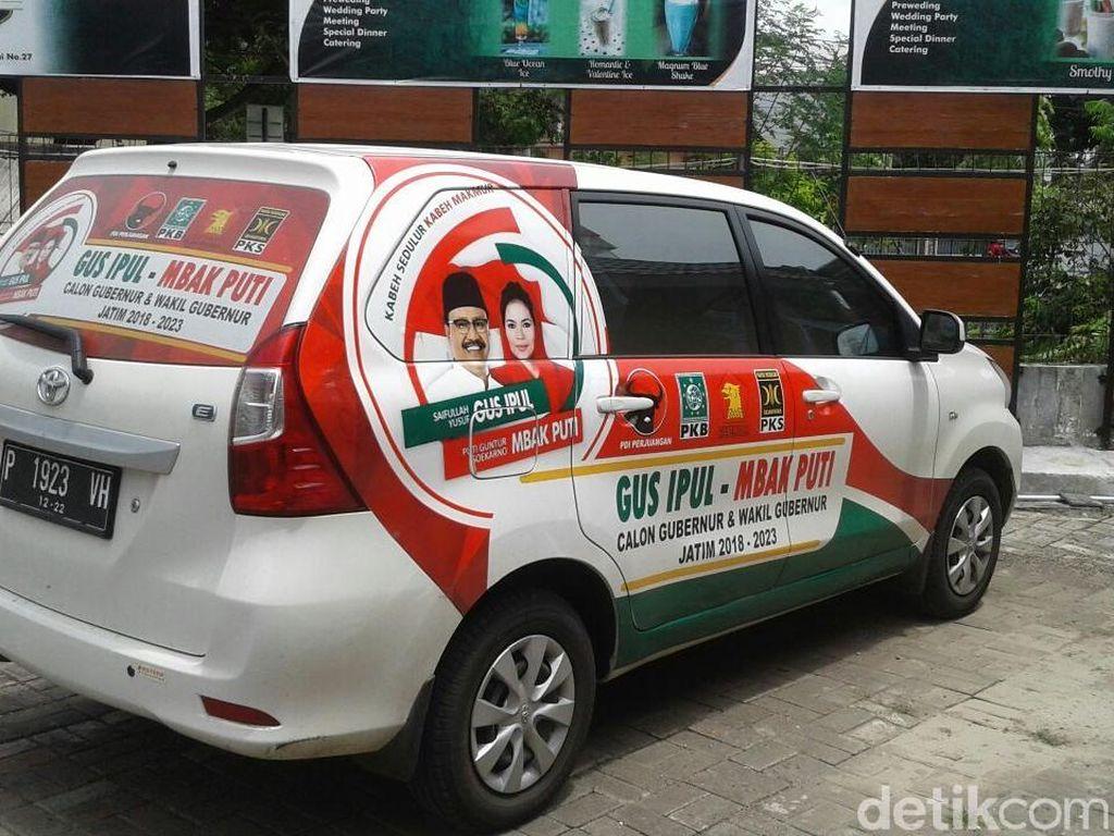 Ini Aturan KPU Banyuwangi Soal Jumlah APK dan Mobil Branding Paslon