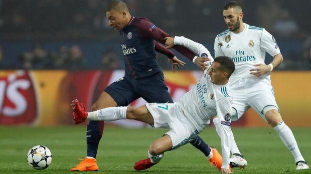 Real Madrid memiliki performa yang berbeda antara Liga Champions dan La Liga.