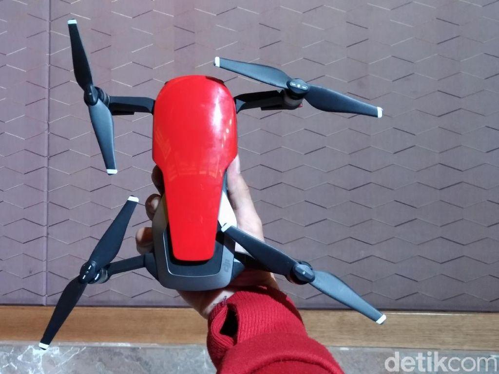 Diincar Pemerintah AS, Produsen Drone DJI Bela Diri