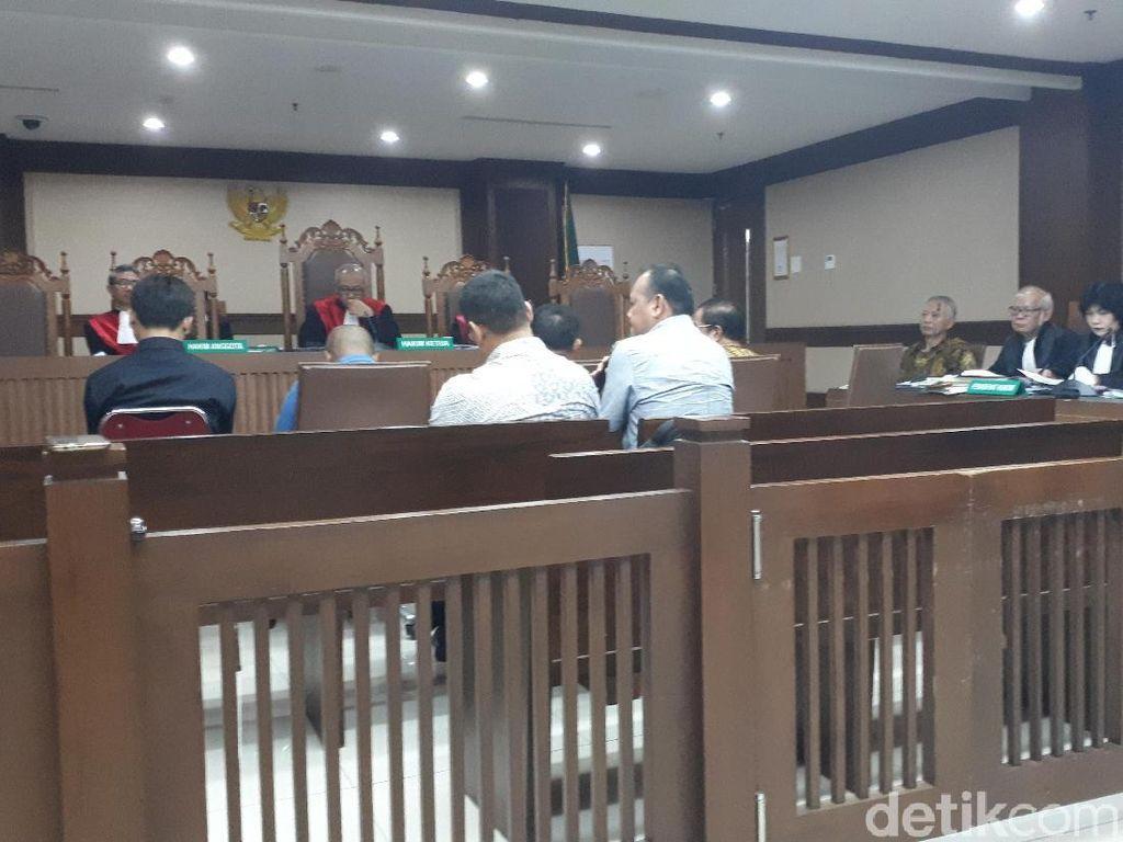Hakim Mahkamah Pelayaran Terima Sepeda dari Penyuap Eks Dirjen Hubla