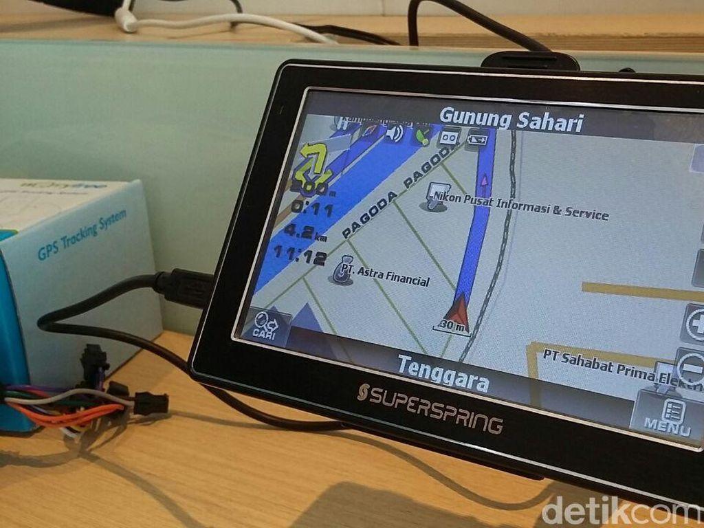 Curhat Pedagang GPS: Dulu Bisa Jual 2.000, Sekarang 200 Saja Susah