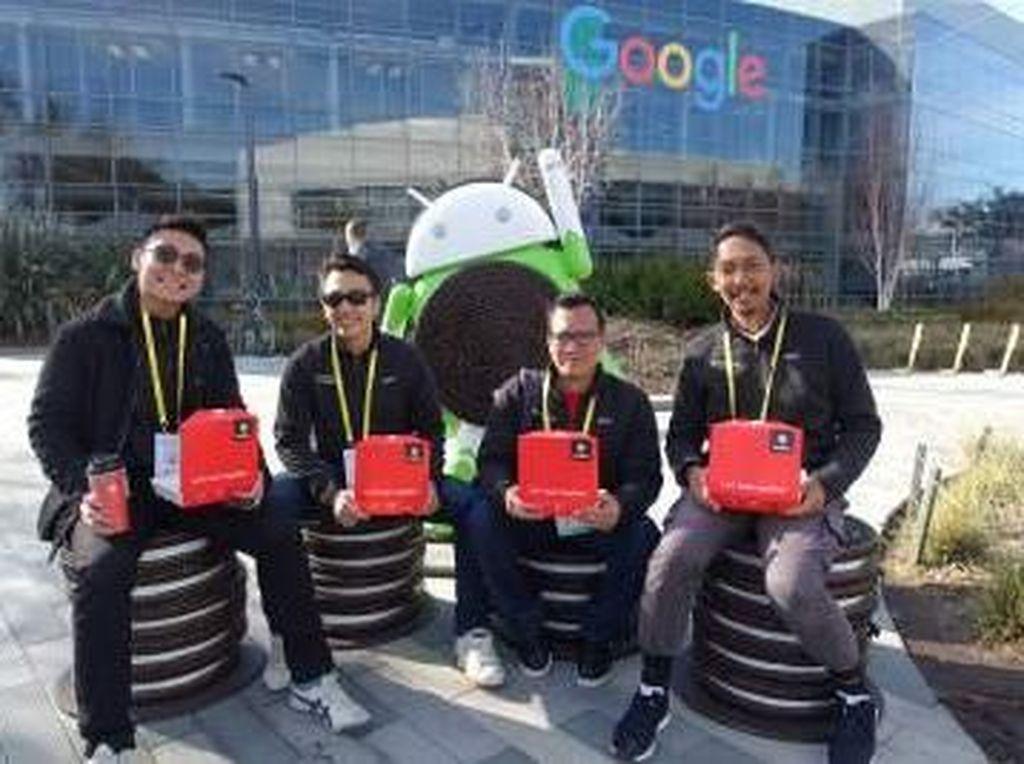 Startup Katering Indonesia Bawa Oleh-oleh dari Silicon Valley