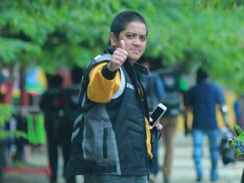 Arjab, Anak Wakil Bupati-Ketua BNN Maros yang Ditangkap Kasus Sabu
