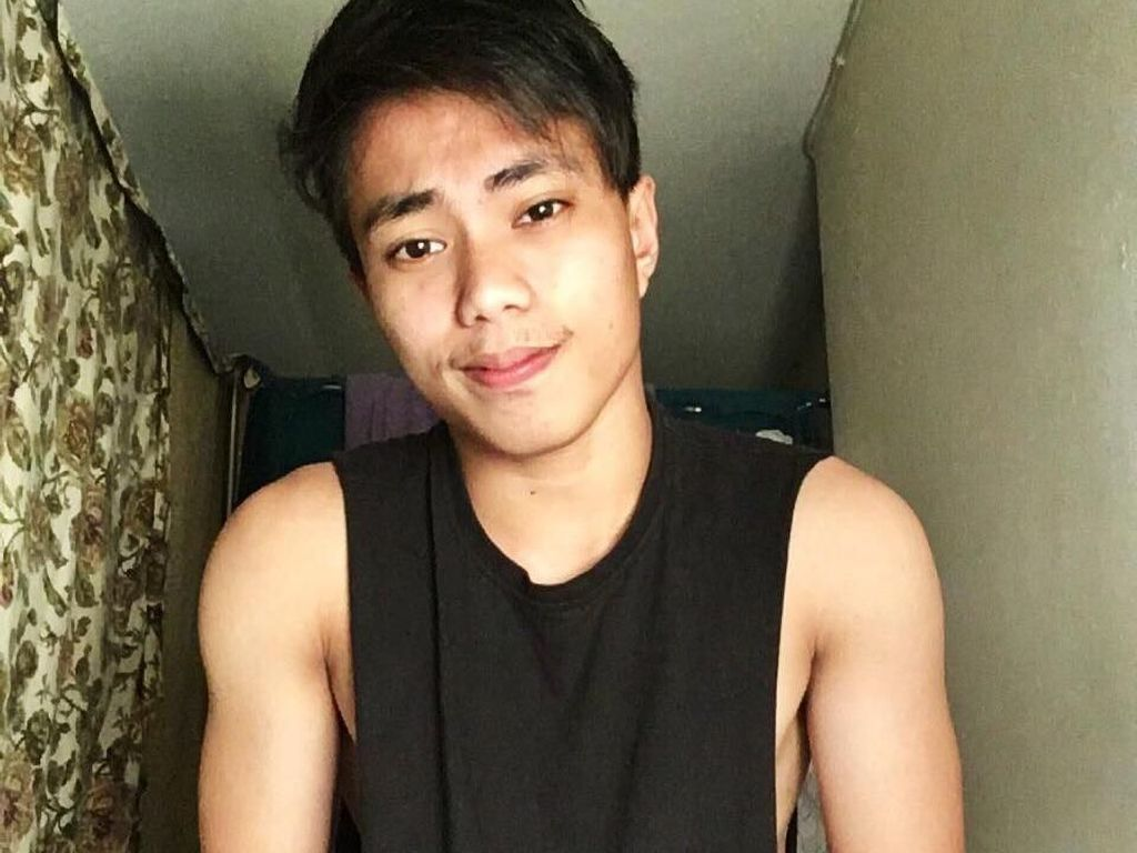 Dulu Kemayu, Waria Filipina Berubah Jadi Macho Berotot