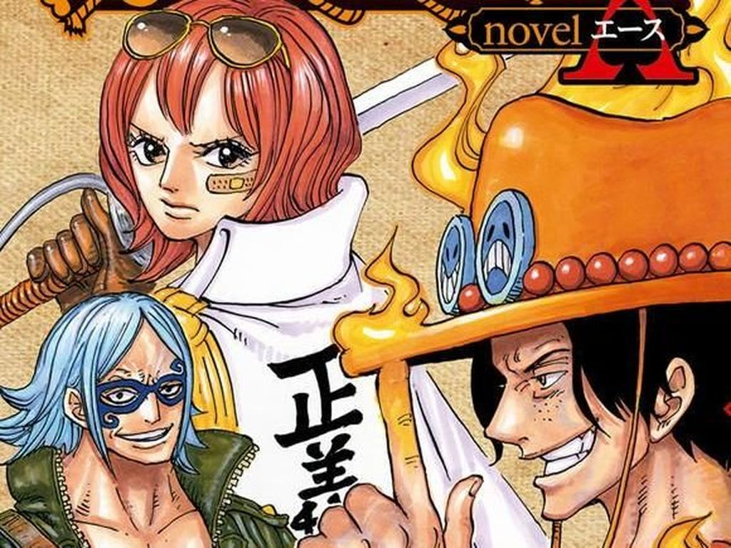 Trafalgar D.Water Law Kembali di Edisi Komik Terbaru One Piece