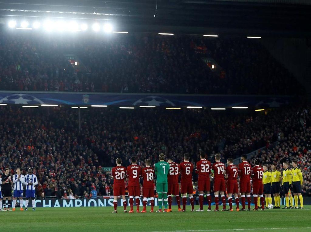 Foto: Liverpool Maju ke Perempatfinal
