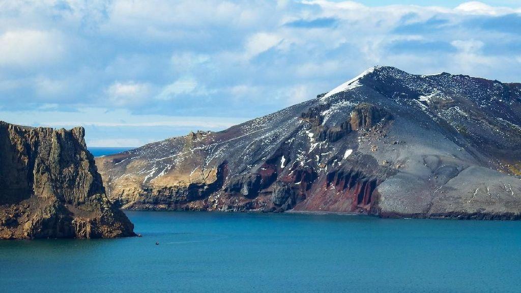 Foto: Pulau Pemberi Harapan Palsu