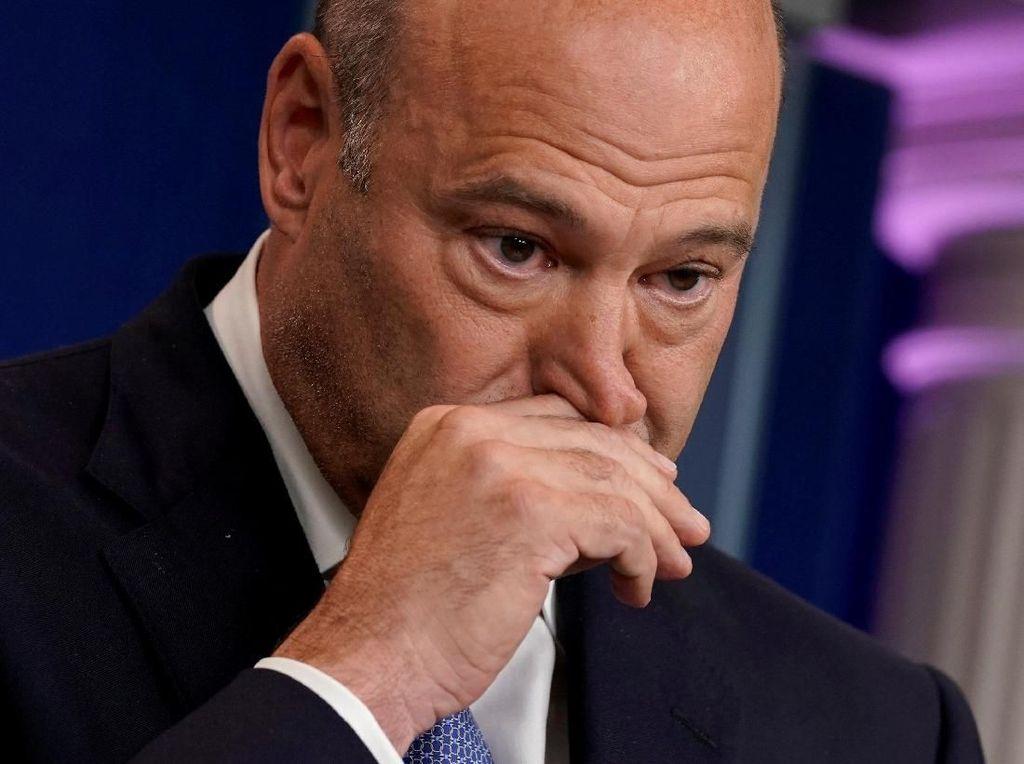 Tak Setuju Kebijakan Tarif Impor, Penasihat Ekonomi Trump Mundur