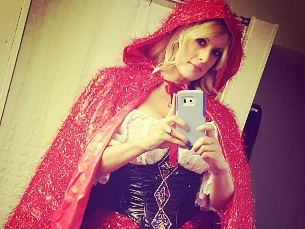 Foto: Ini Stormy Daniels, Bintang Porno yang Gugat Trump