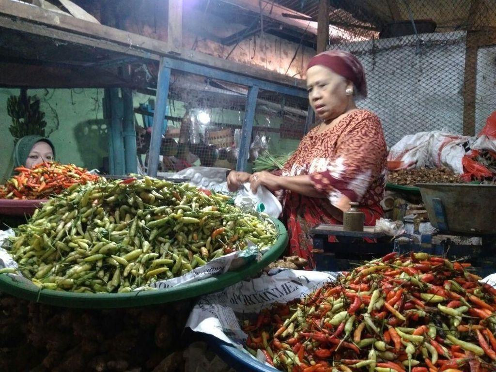 Besok Puasa, Begini Harga Bahan Pangan di Pasar
