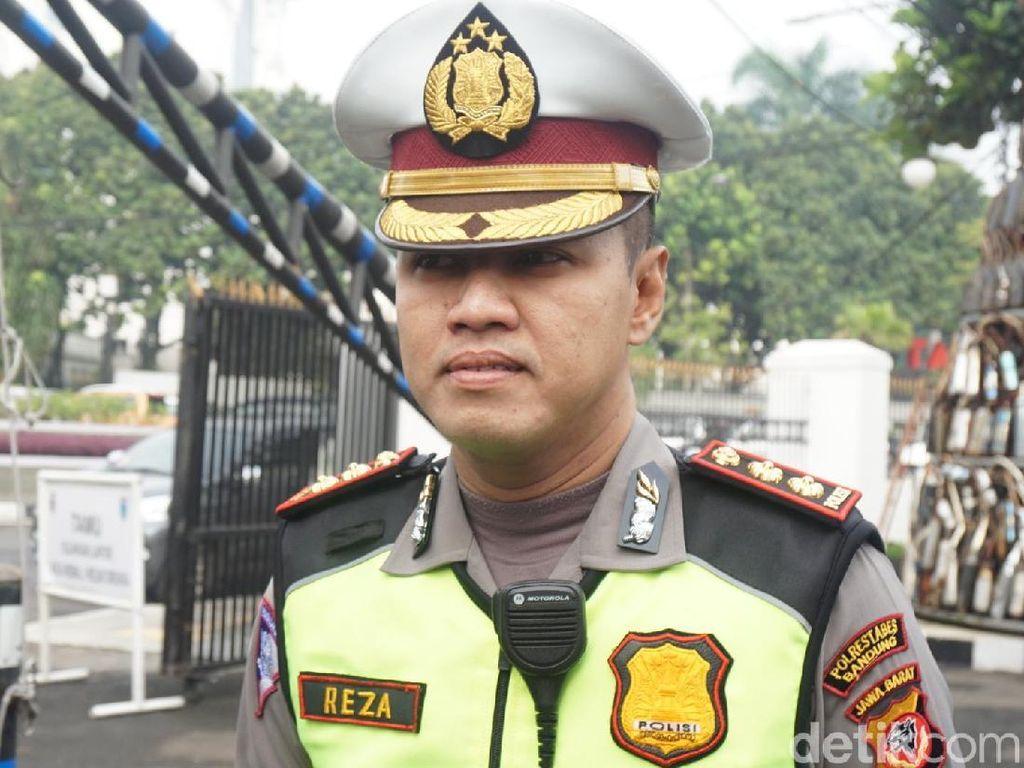 Polisi: Pemuda Tabrak Lari Pemotor di Bandung Negatif Narkoba