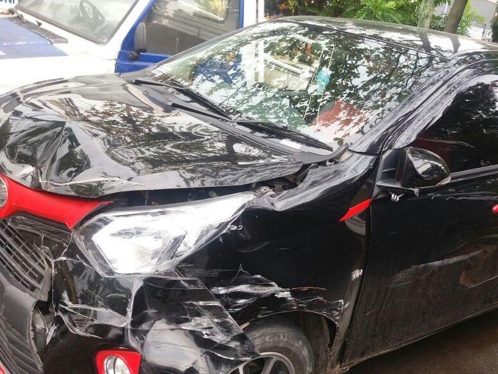 Pemuda Tabrak Lari Pemotor di Bandung Tidak Ditahan