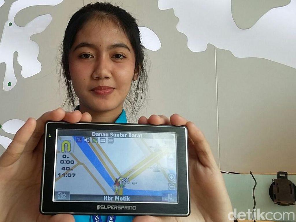 Di Indonesia Belum Ada Kecelakaan yang Disebabkan Penggunaan GPS