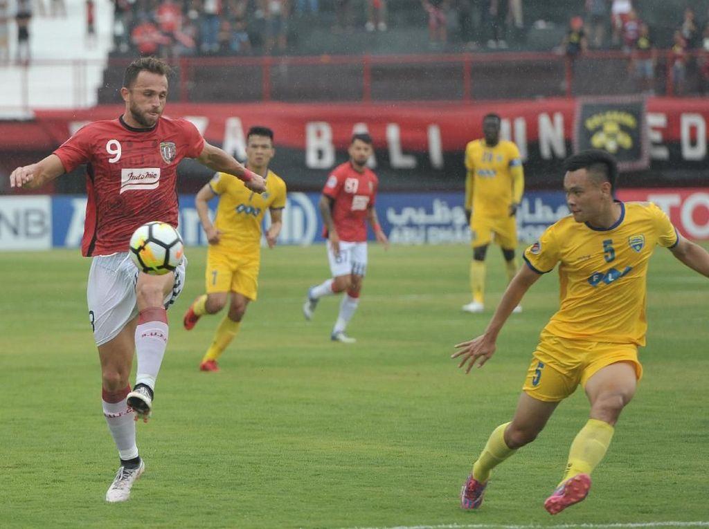 Spaso Ungkapkan Alasan Belum Juga Tajam Bersama Bali United