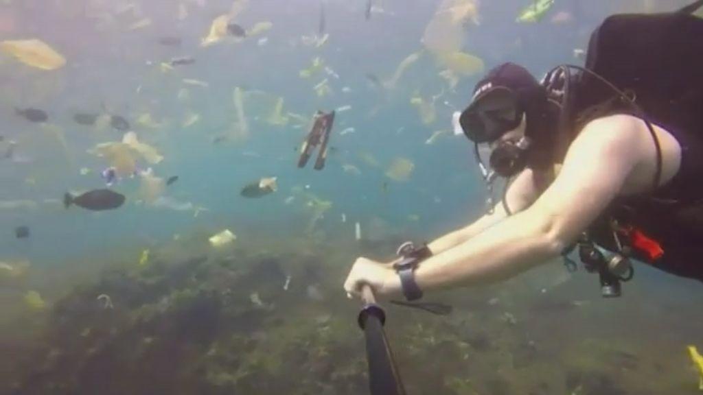 Sampah Plastik di Laut Bali Jadi Sorotan Dunia (Lagi)