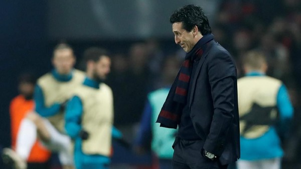 Kecewa, Emery Akui Madrid Pantas Lolos