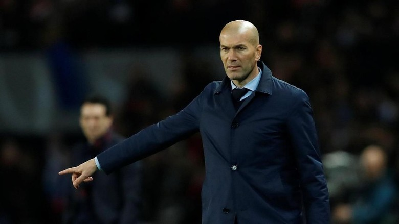 Masa Depan Zidane Tidak Ditentukan Di Liga Champions