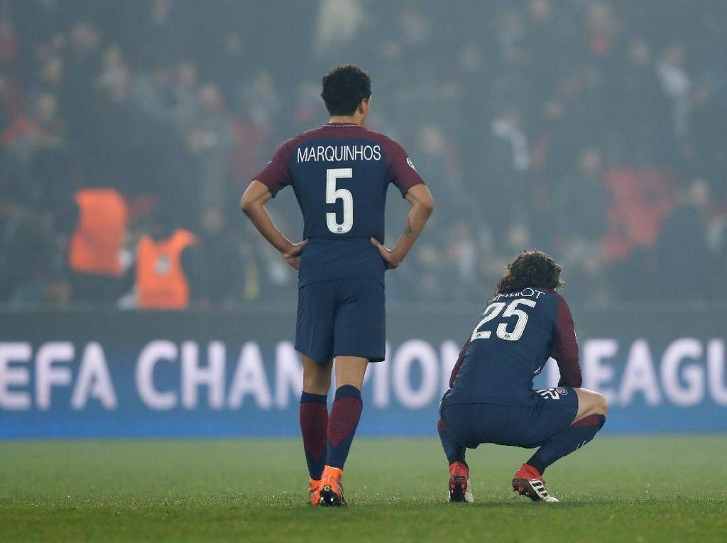Belum Saatnya PSG Juara Liga Champions