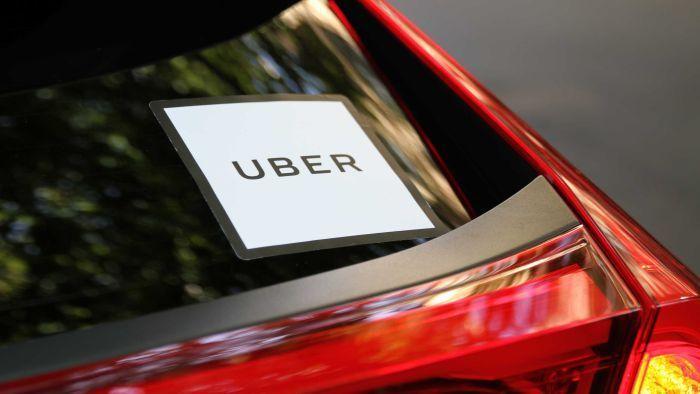 Taksi Uber. Foto: Australia Plus ABC