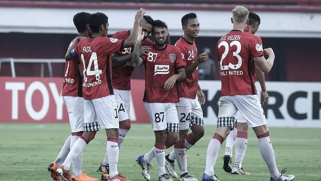 Taufiq Ingin Membawa Bali United Juara Liga 1 Musim ini
