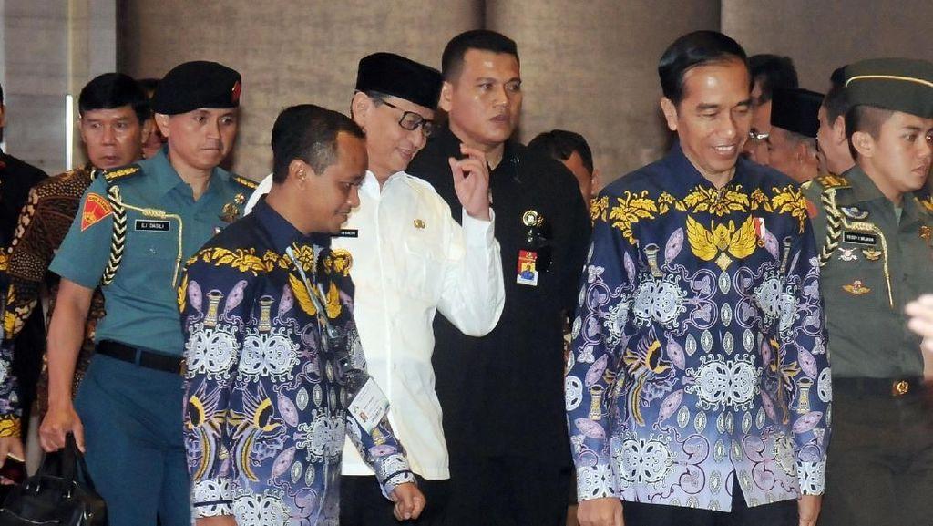 Jokowi Bakal Dengar Curhat Pengusaha di Rapimnas HIPMI