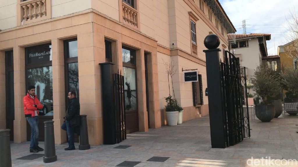 Berburu Barang Branded Murah di Spanyol, Ini Tempatnya