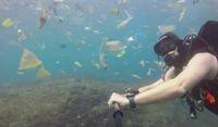 Sampah di Laut Bali Jadi Pemberitaan Media Dunia