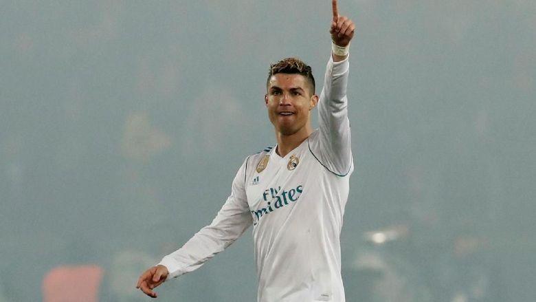 Keganasan Ronaldo di Liga Champions Berlanjut