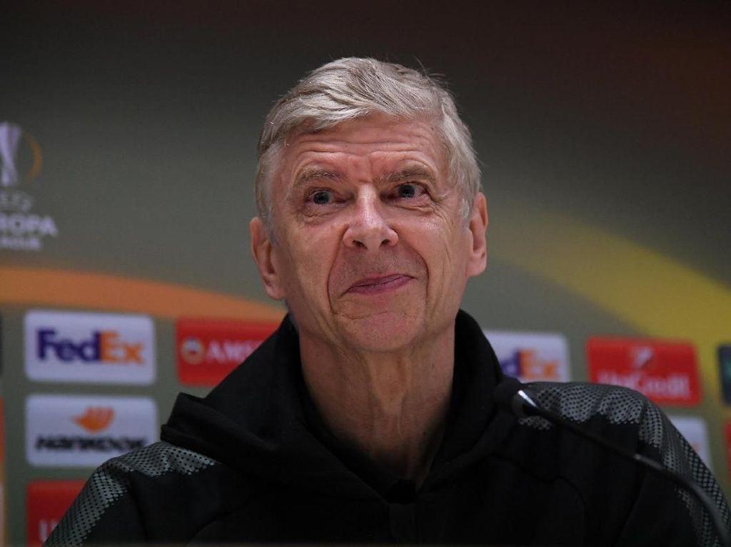 Wenger: Liga Europa Musim Ini Paling Tinggi Levelnya