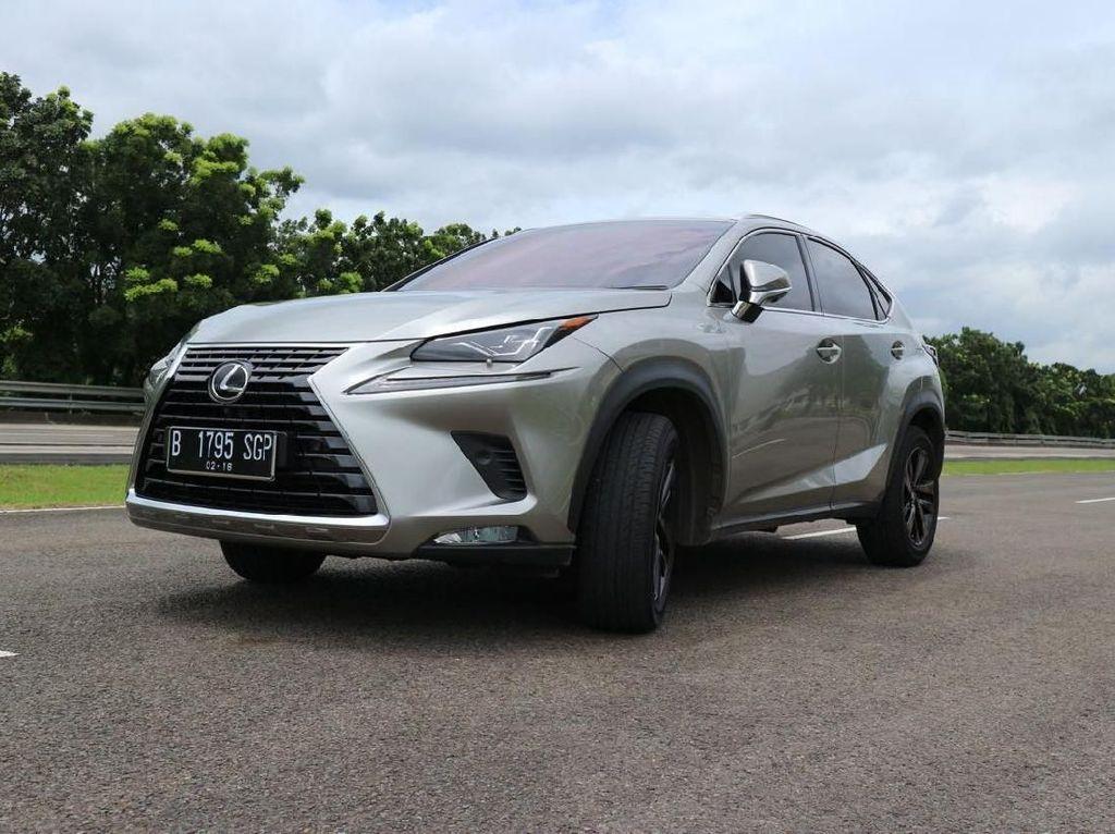 SUV Mewah Jepang yang Berjiwa Muda