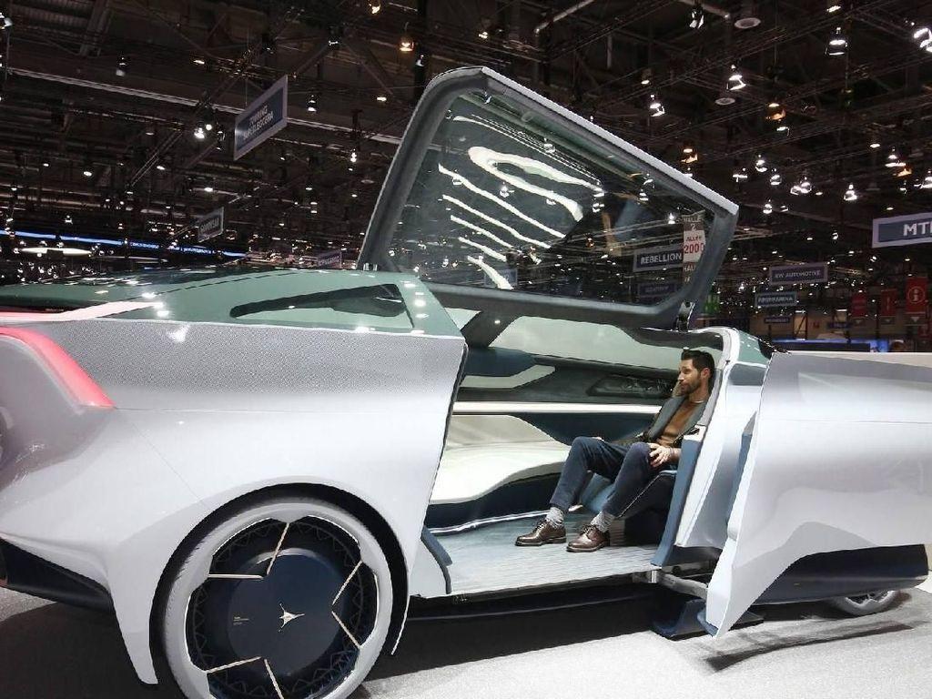 Jokowi Pertanyakan Kendaraan Otonom, Masih Disebut Mobil?