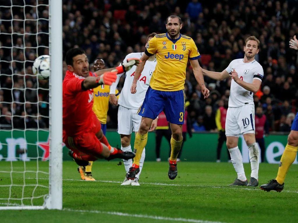 Spurs Sudah Tampil Apik, Cuma Kekurangan Nasib Baik