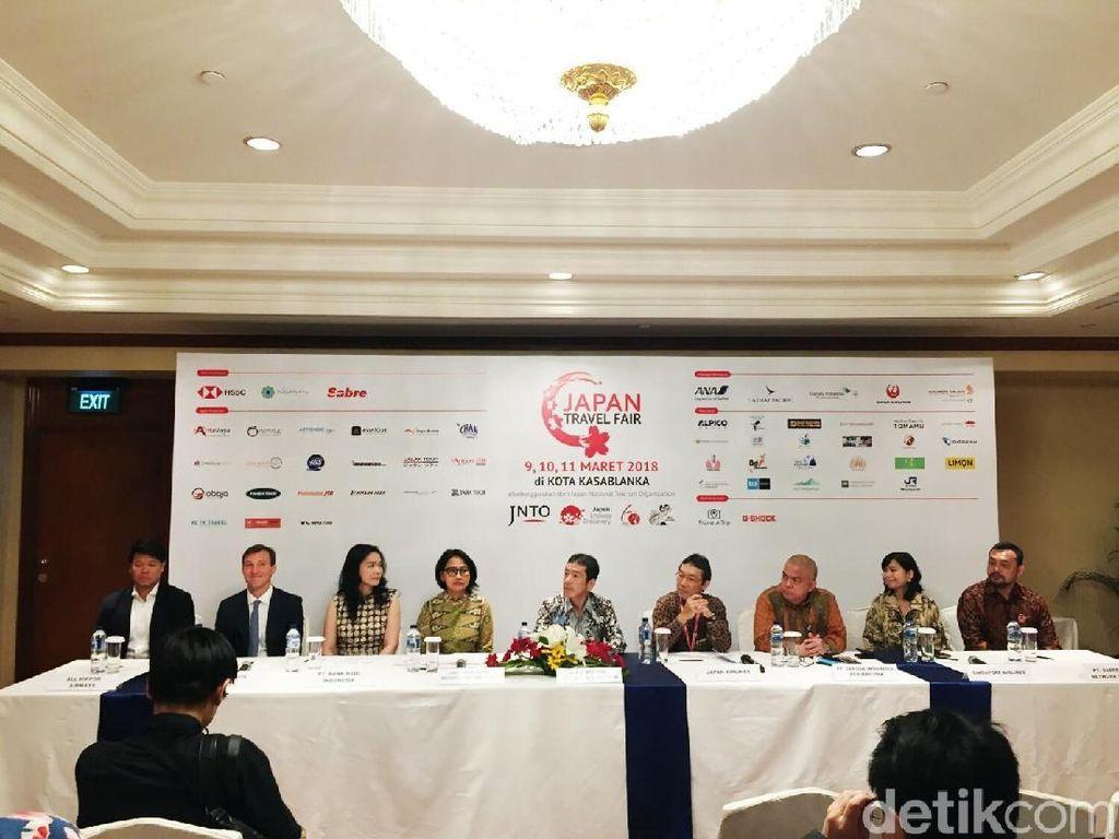 Aneka Destinasi Anti Mainstream di Japan Travel Fair