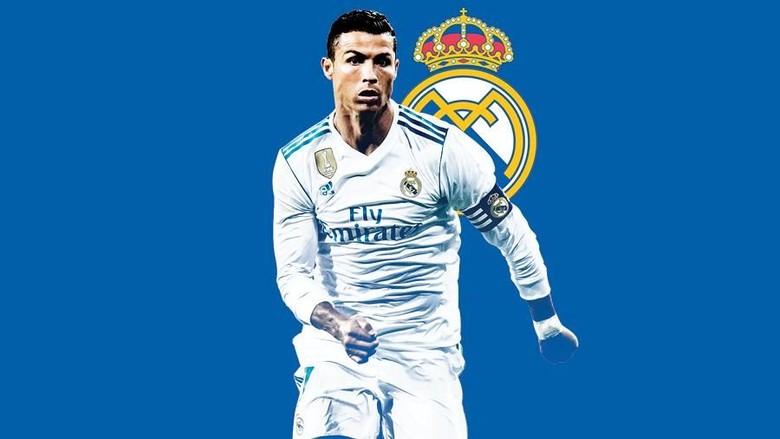 Liga Champions 2017/2018: Gol Ronaldo Lebih Banyak Ketimbang Barca
