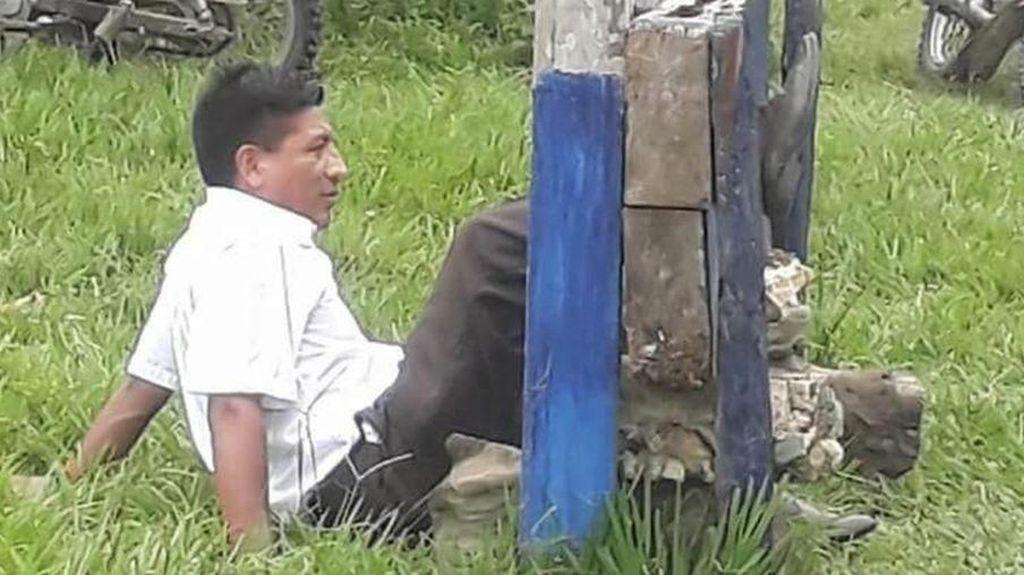 Foto: Tampang Walikota yang Dipasung Gara-gara Ingkar Janji