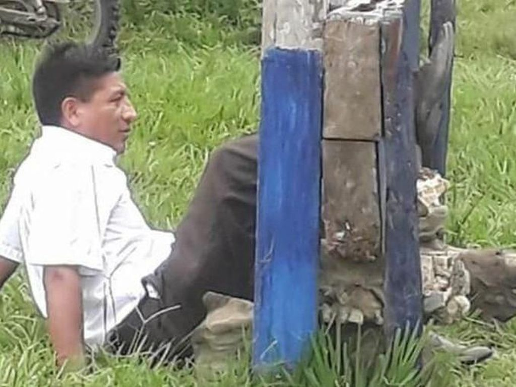 Javier Delgado, Wali Kota yang Dipasung Warganya karena Ingkar Janji