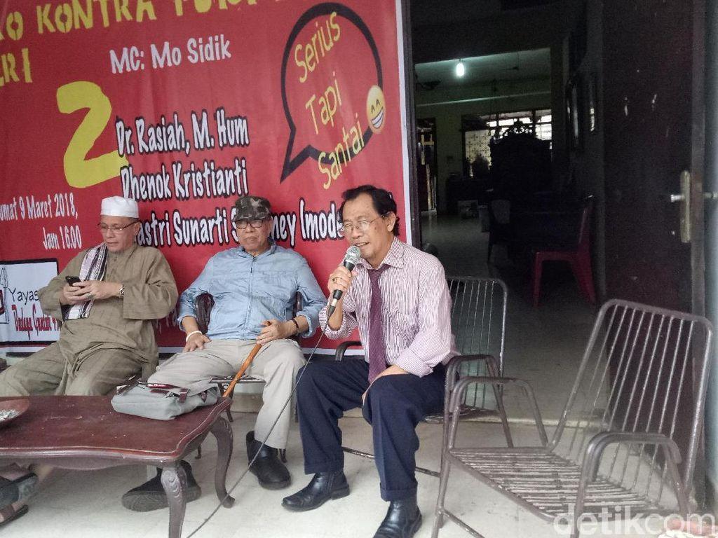 Mereka Ramai-ramai Menolak Jokowi