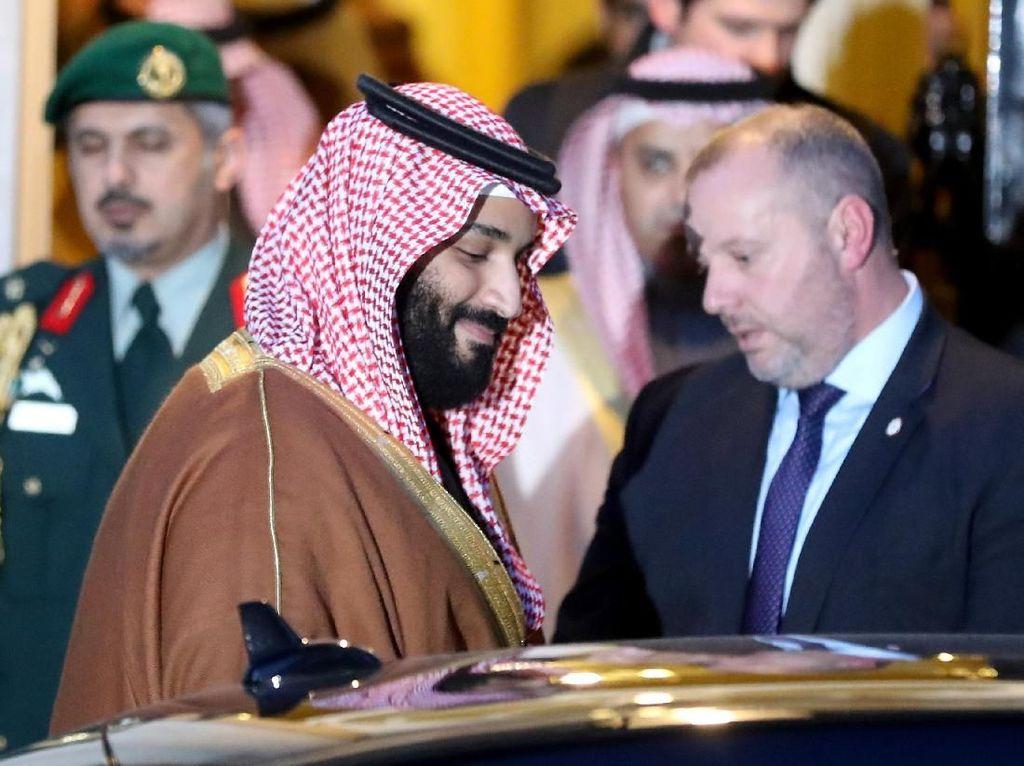 Foto: Jejak-jejak Kunker Putra Mahkota Saudi Sebelum ke AS