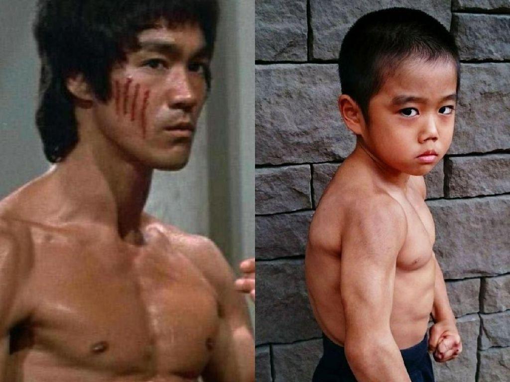 Ryusei Ryuji Imai, Bocah 7 Tahun yang Disebut Mini Bruce Lee