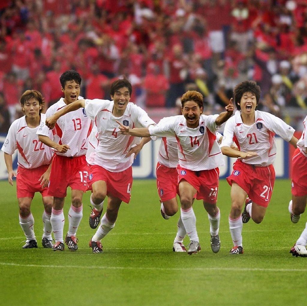 Korea Selatan, Negara Asia Tersukses di Piala Dunia