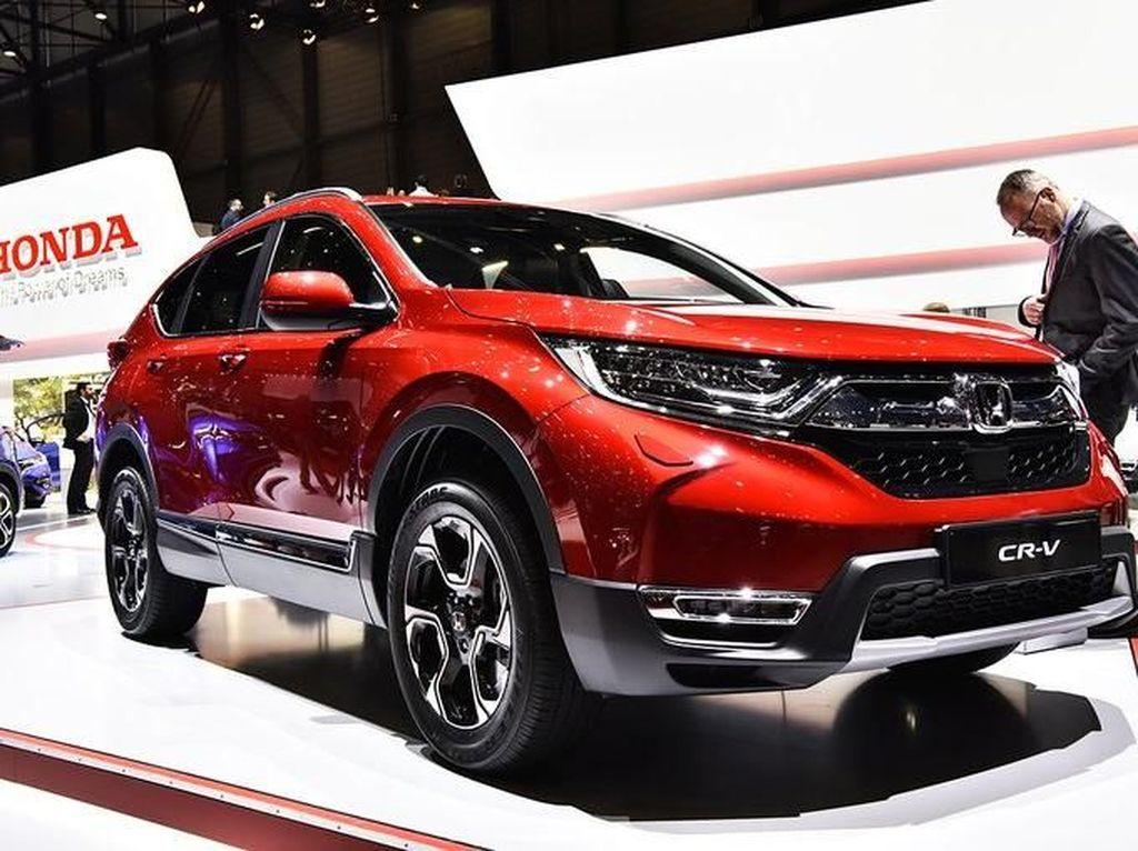 Honda CR-V Hybrid Siap Dijual