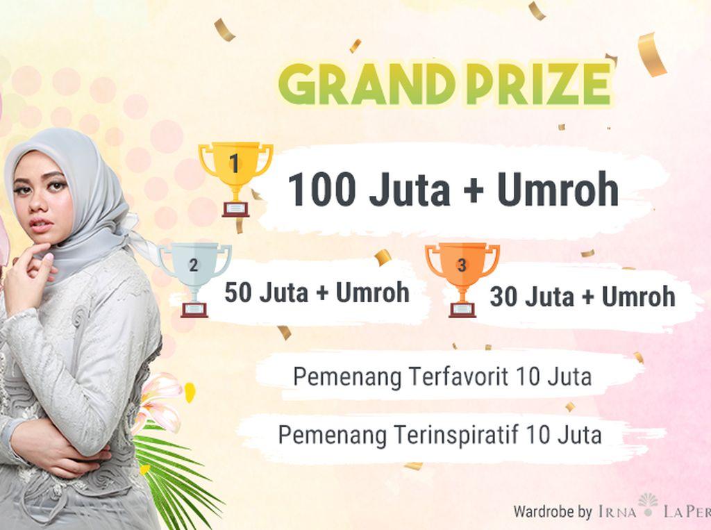Dear Hijabers Surabaya, Ayo Ikut Sunsilk Hijab Hunt 2018 Hari Ini