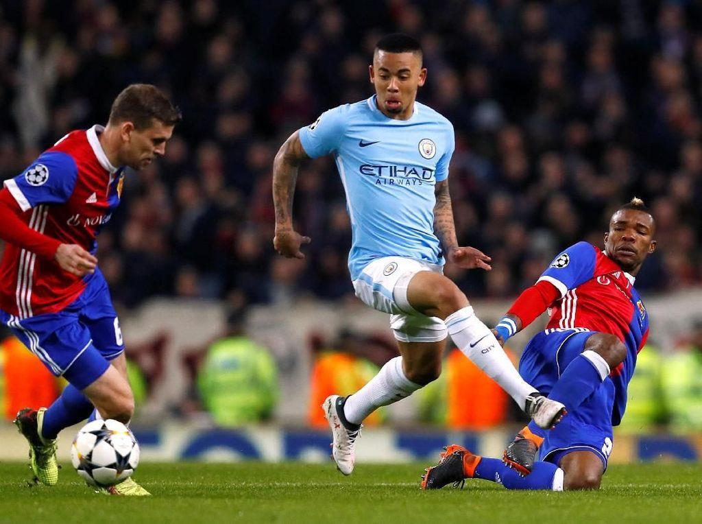 City Lolos ke Perempatfinal meski Dikalahkan Basel