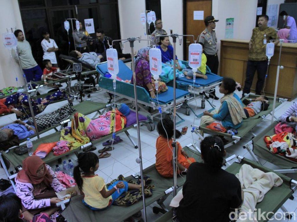 Keracunan Massal di Cikancung Bandung, 21 Orang Dirawat